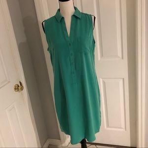 The Limited size medium shirt dress